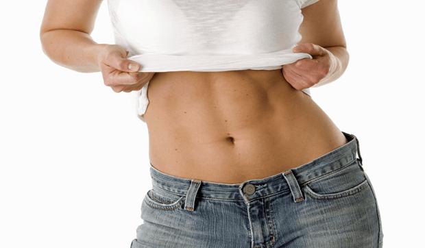 как убрать подкожный жир с тела