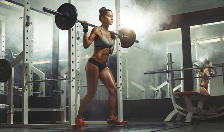 Как получить идеальное тело с помощью простых упражнений?