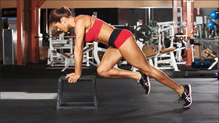 Какие мышцы тренировать вместе женщинам