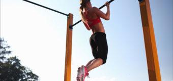 Какие мышцы работают при подтягивании обратным хватом?