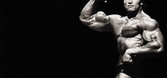 Как нарастить массу с помощью упражнений с гантелями?