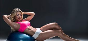 Как с помощью простых упражнений сделать бедра более округлыми?