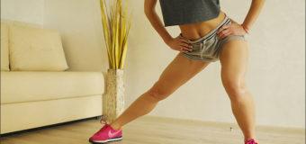 Можно ли с помощью упражнений для похудения убрать жир с коленей?