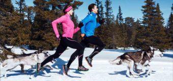 Как без вреда для здоровья заниматься бегом зимой?