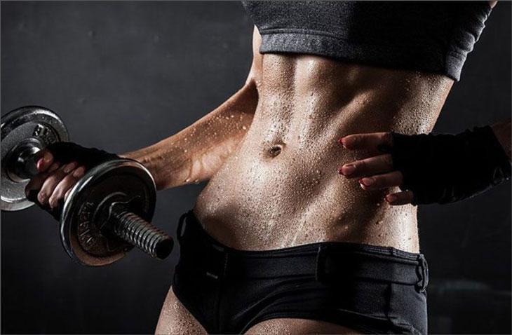 Существуют ли упражнения для сушки тела для девушек?