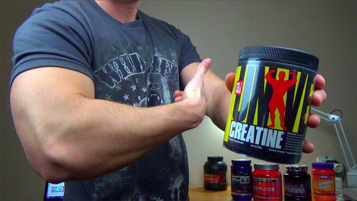Как безопасно принимать Креатин моногидрат для набора мышечной массы?