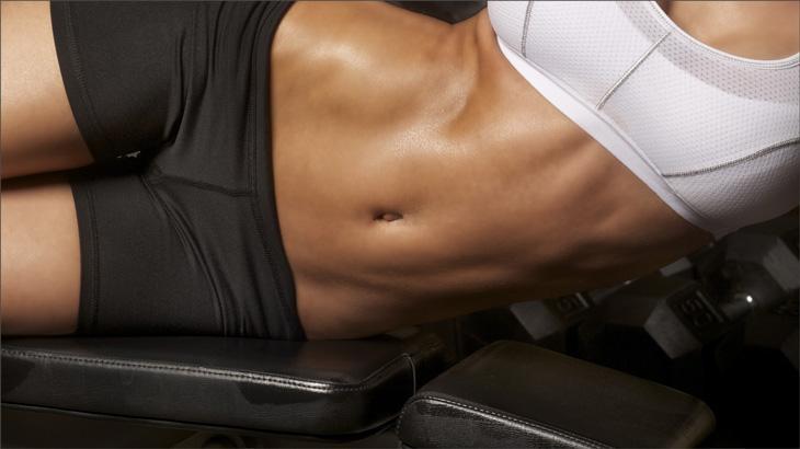 Как накачать нижний пресс: правила питания и упражнения для девушек