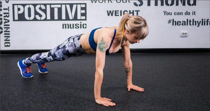 Что такое Берпи, как правильно его делать и почему это лучшее жиросжигающее упражнение?
