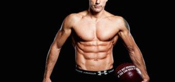 Три главных способа как убрать подкожный жир с живота у мужчин