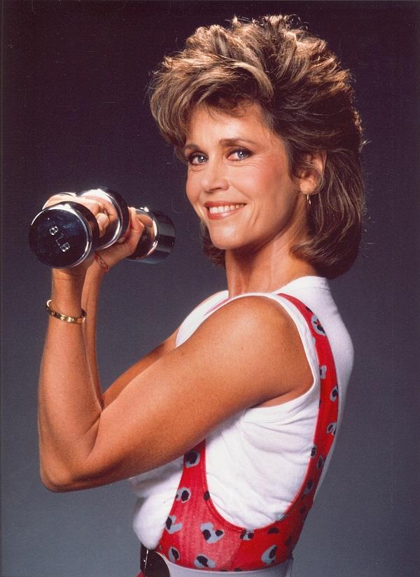 Jane Fonda Portrait Session