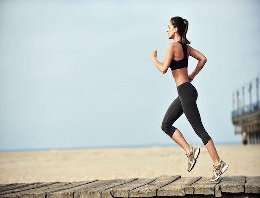 Бегать чтобы похудеть