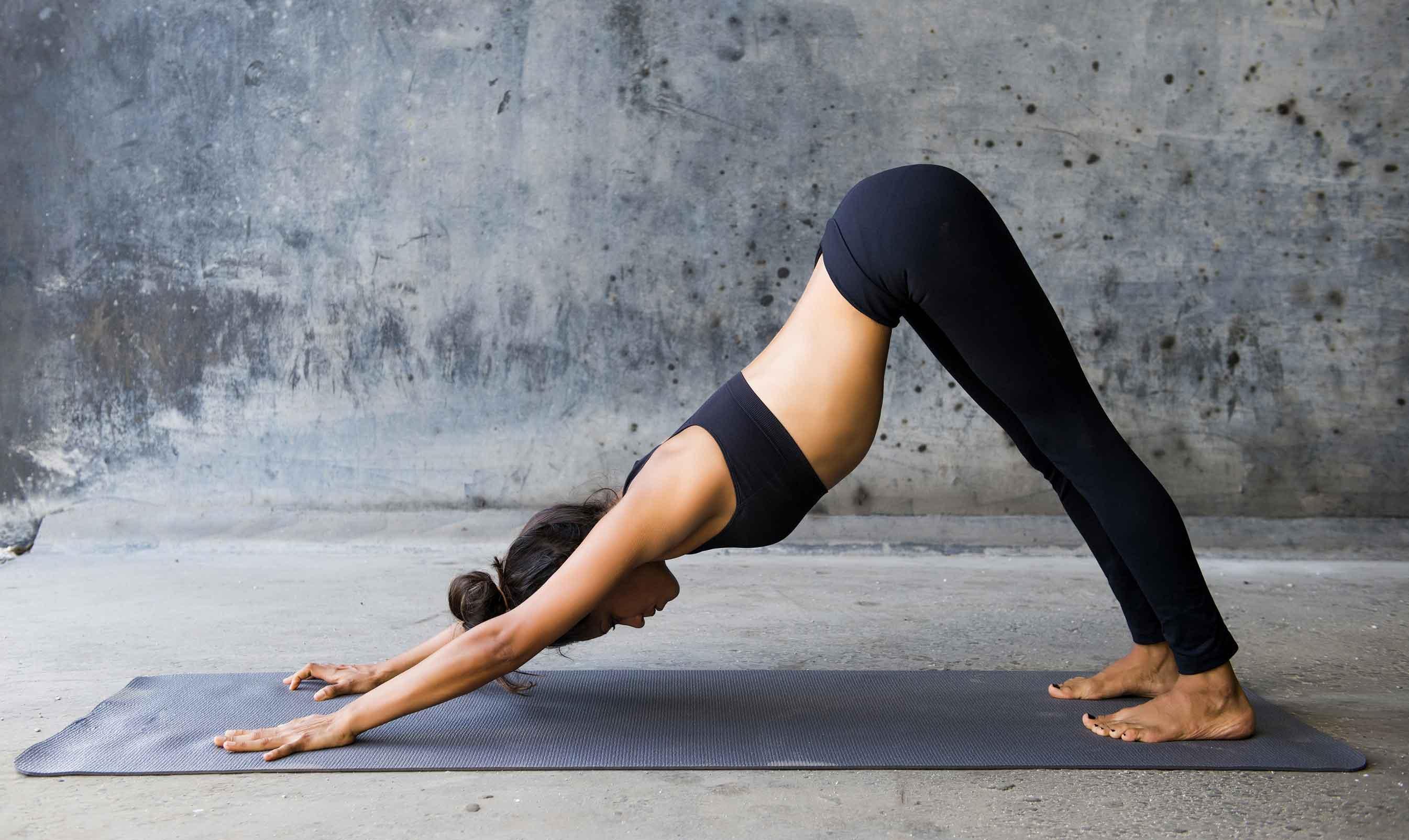 приветствие солнцу йога