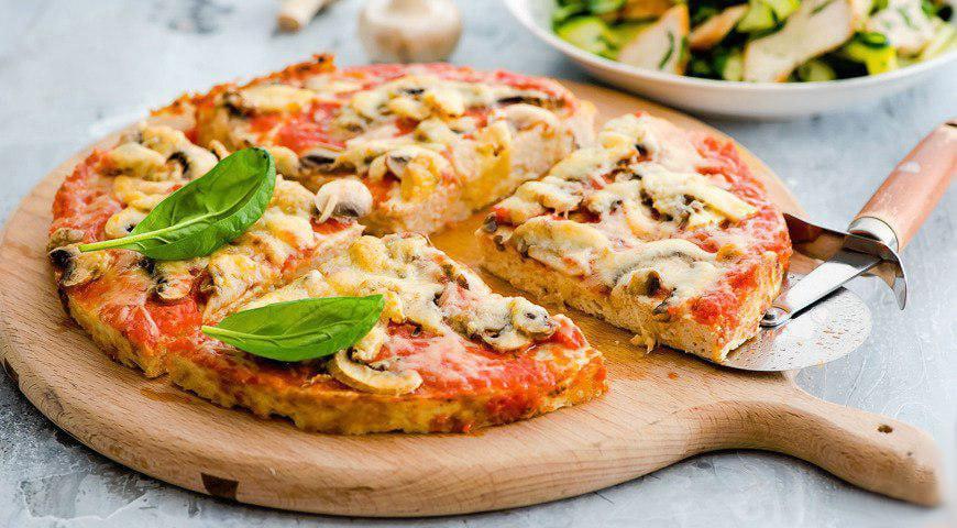 пицца реальная