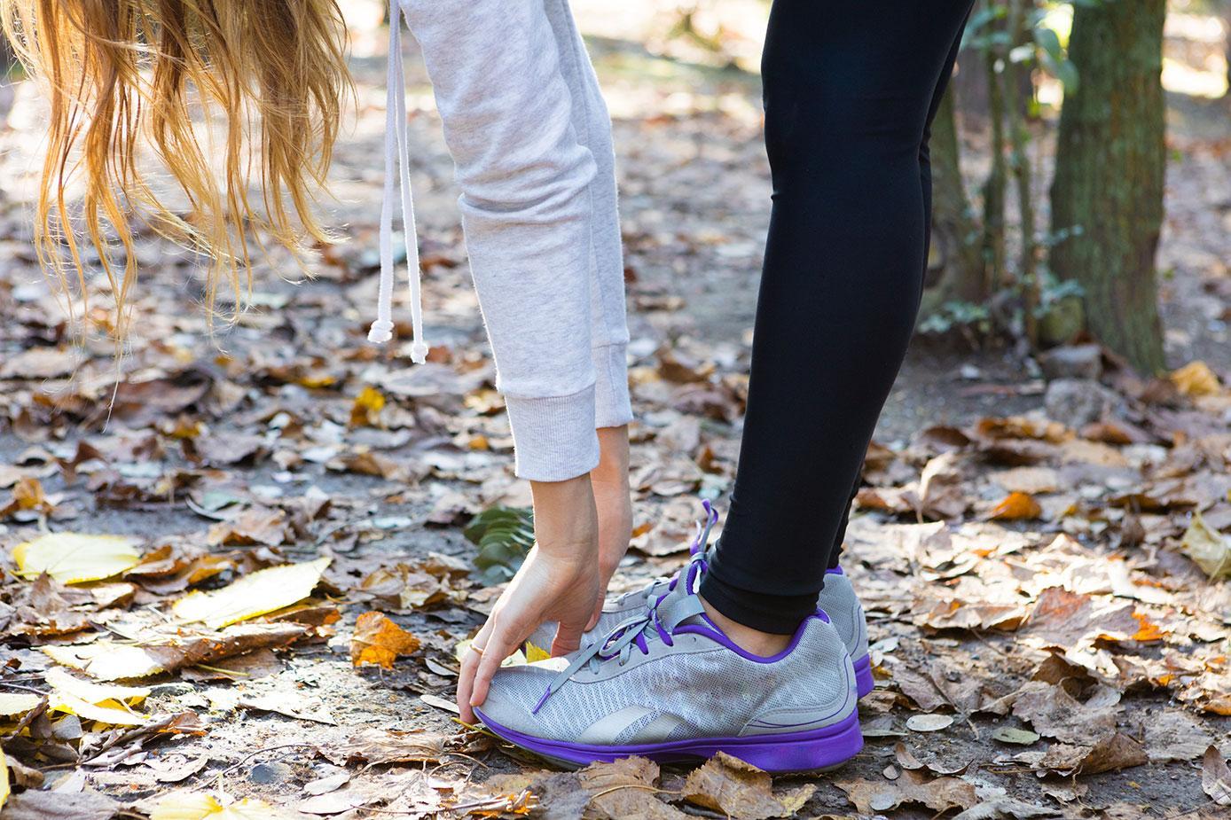 тренировка икр ног
