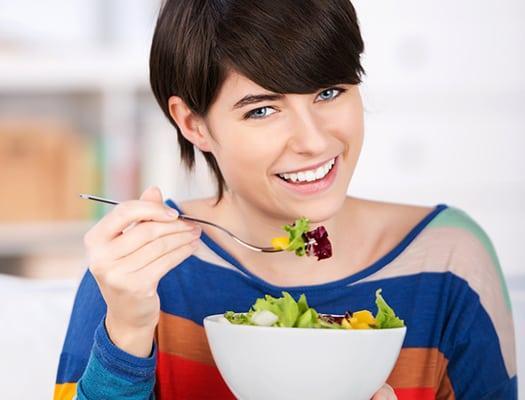 Варианты диетического ужина для тех кому за 20, 30, 40 и выше