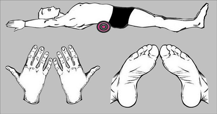 Упражнения с полотенцем по японской методике